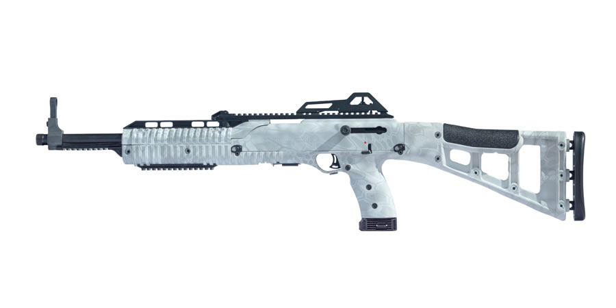 1095TS 10MM CARBINE KRYPTEK YETI CAMO STOCK