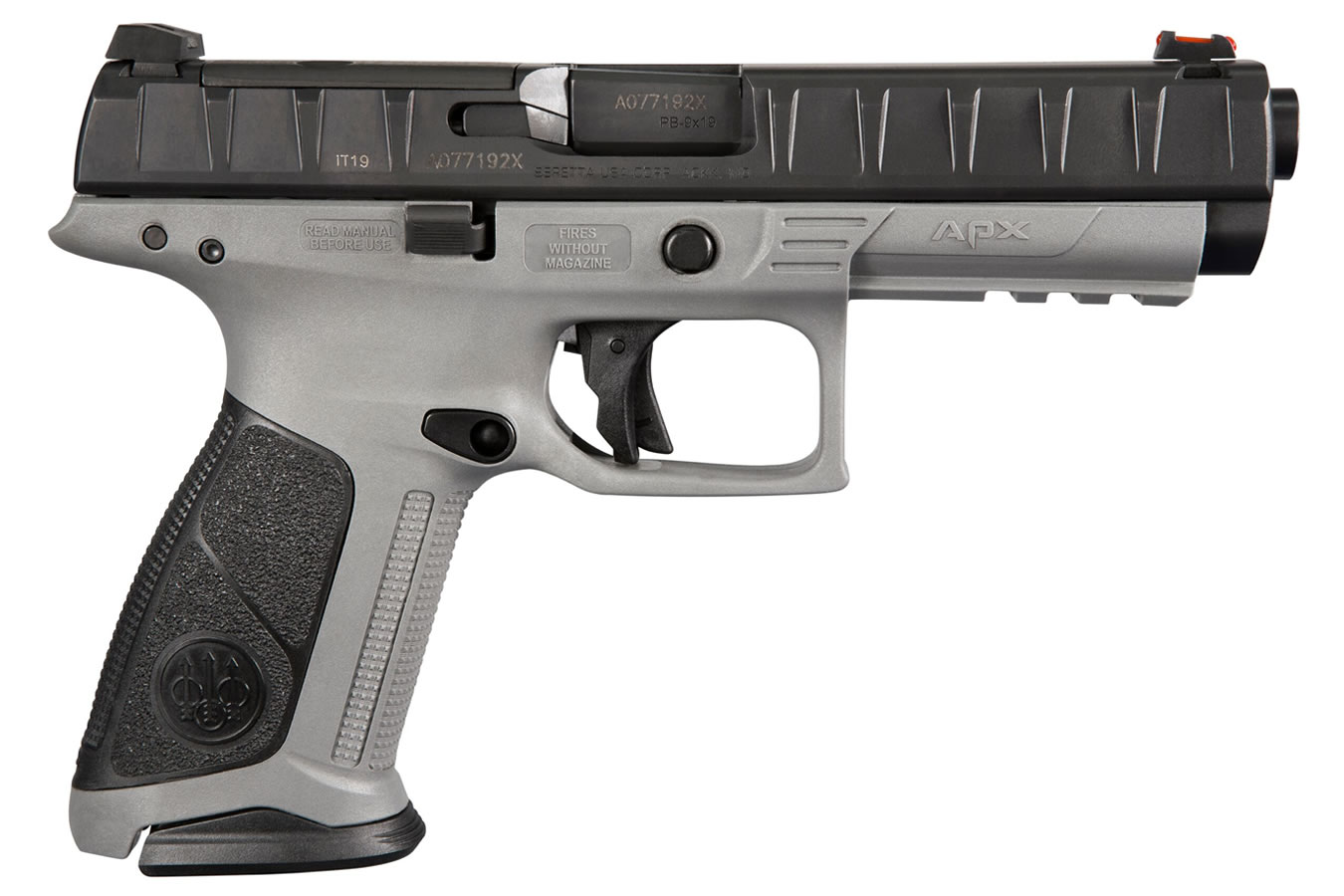 APX TARGET 9MM OPTICS READY STRIKER-FIRED PISTOL