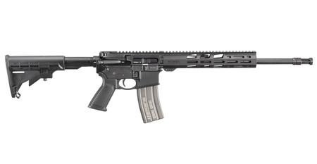 RUGER AR-556 300 BLACKOUT WITH FREE FLOAT HANDGUARD