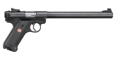 RUGER MARK IV TARGET 22LR WITH 10-INCH BARREL