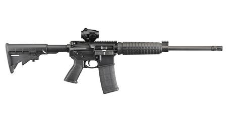 RUGER AR-556 5.56MM WITH VORTEX CROSSFIRE