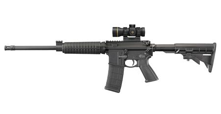 RUGER AR-556 5.56MM WITH LEUPOLD RDS