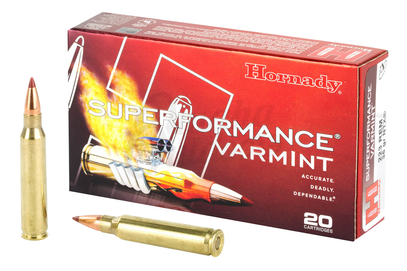 223 REM 35 GR NTX SUPERFORMANCE VARMINT