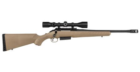 RUGER AMERICAN RIFLE RANCH 450 BUSHMASTER W/ SCOPE