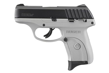 RUGER EC9S 9MM WITH GRAY FRAME