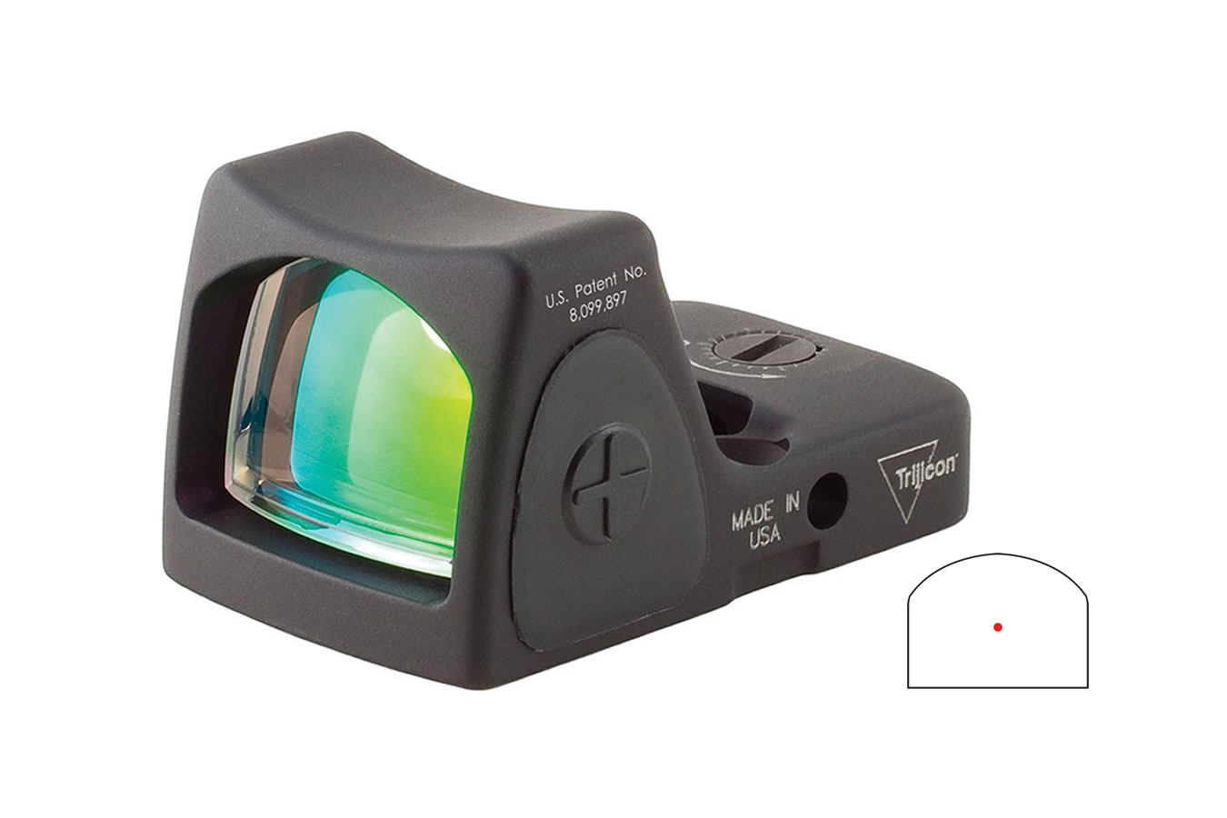 RMR TYPE 2 RED DOT SIGHT (3.25 MOA)