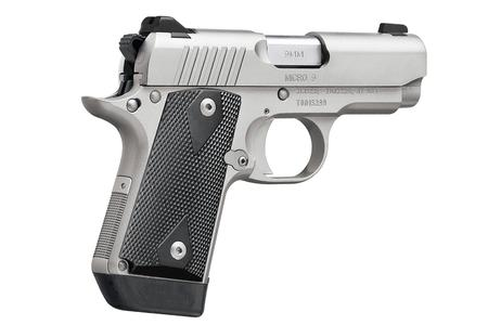 KIMBER MICRO 9 STAINLESS SHOT SHOW 2020 7 RND MAG