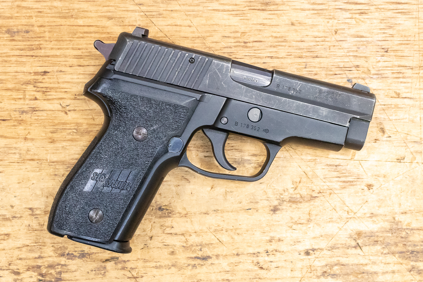 P228 9MM USED