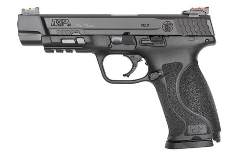 SMITH AND WESSON PC MP40 M2.0 5 INCH PRO SERIES,  NO THUMB SAFETY, NO MAG SAFETY,