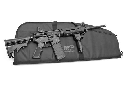 SMITH AND WESSON MP15 SPORT II M-LOK LIGHT, CASE