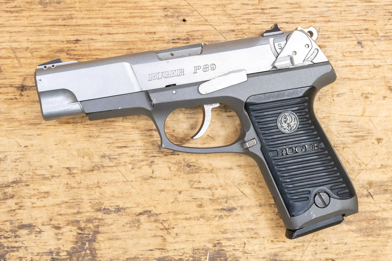 Ruger p89 manufacture date