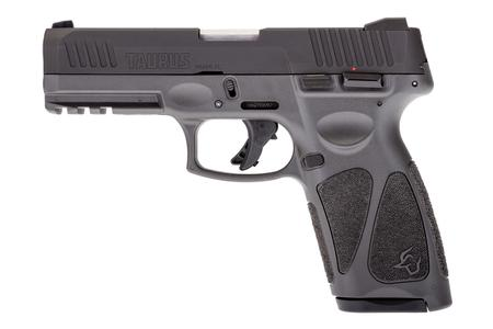 TAURUS G3 9MM STRIKER-FIRED PISTOL WITH GRAY FRAME