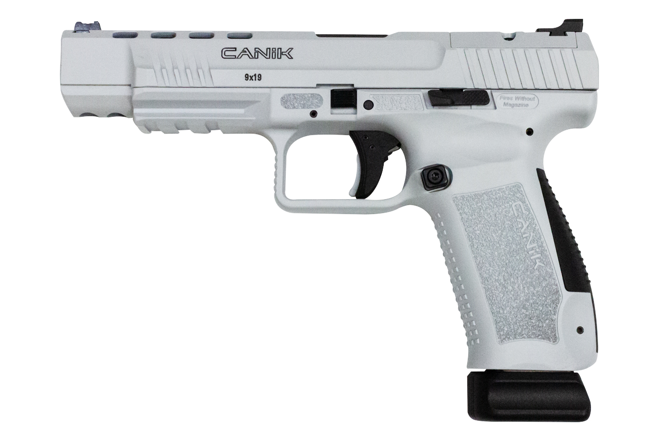 TP9 SFX 9MM PISTOL WITH WHITEOUT CERAKOTE FINISH