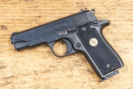 COLT GOVT MODEL 380 ACP USED