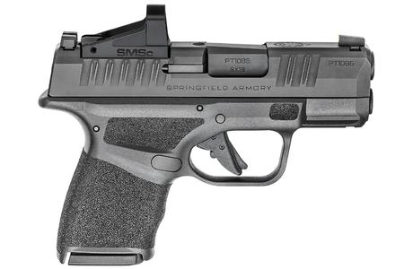 SPRINGFIELD HELLCAT 9MM 3 BBL W/SHIELD SMSC OPTIC