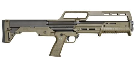 KELTEC KS7 12 GAUGE PUMP SHOTGUN WITH OD GREEN FINISH