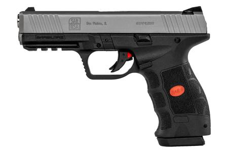 SAR USA SAR9 T 9MM PISTOL WITH STAINLESS SLIDE