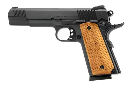 METRO ARMS AMERICAN CLASSIC II 1911 9MM PISTOL WITH CUSTOM HARDWOOD GRIPS