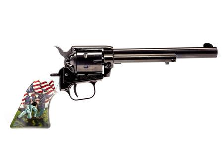 HERITAGE ROUGH RIDER 22 LR CIVIL WAR 6.5 INCH MODEL