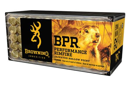 BROWNING AMMUNITION 22 WMR 40 gr BPR JHP 50/Box