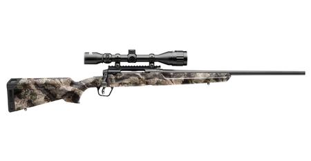SAVAGE AXIS II XP 22-250 REM BLUE/MOSSY OAK TERRA GILA CAMO