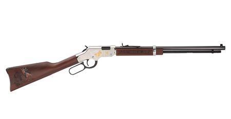 HENRY REPEATING ARMS GOLDEN BOY 22 CALIBER AMERICAN RODEO TRIBUTE LEVER-ACTION RIFLE