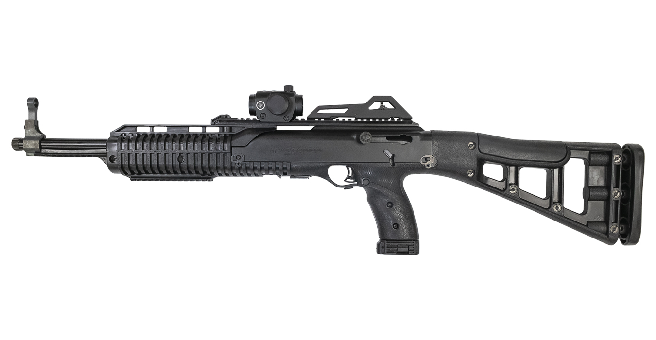 4095TS 40SW TACTICAL CARBINE WITH CRIMSON TRACE RED DOT SIGHT