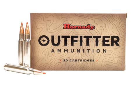 HORNADY 338 Win Mag 225 gr GMX Outfitter 20/Box
