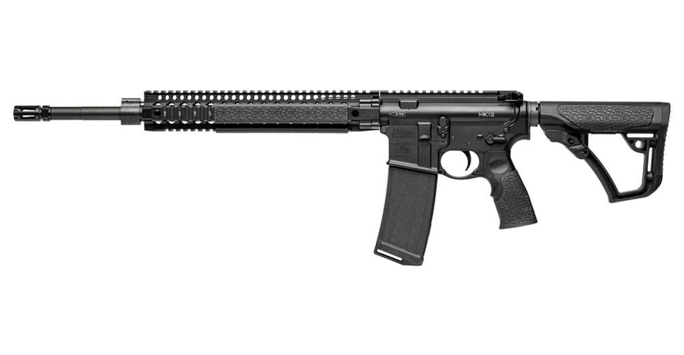 MK12 5.56MM SEMI-AUTOMATIC RIFLE