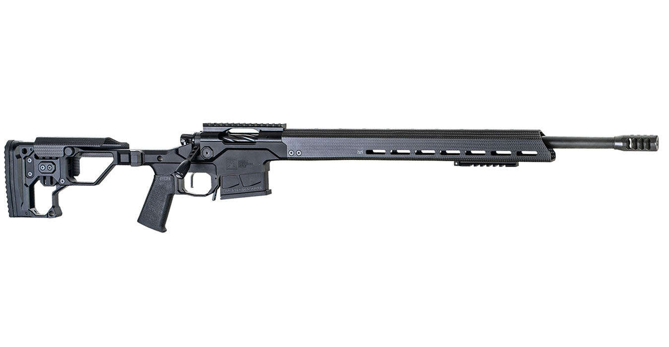 Modern Precision Rifle 32 Win Mag with 32 Inch Threaded Barrel