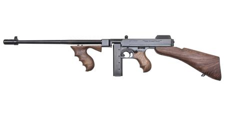 AUTO ORDNANCE 1927A-1 DELUXE CARBINE 45 CAL 16.5 FINNED BBL DETACHABLE BUTTSTOCK VERTICAL GRI