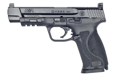 SMITH AND WESSON PERFORMANCE CENTER MP9 M2.0 C.O.R.E. PRO SERIE9MM PISTOL WITH OPTICS READY SLIDE