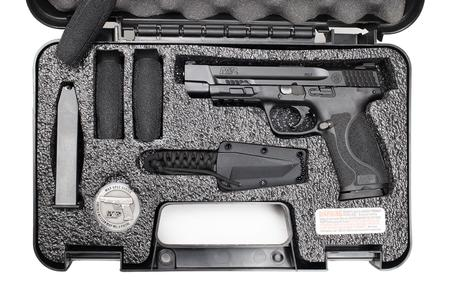 SMITH AND WESSON MP9 M2.0 SPEC SERIES KIT NTS KNIFE AND COIN