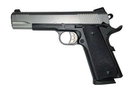 SDS IMPORTS 1911 DUTY 45 ACP 5 IN BBL TWO TONE STAINLESS FINISH