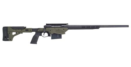 SAVAGE AXIS II PRECISION 308 WIN 22 IN BBL CARBON STEEL THREADED HEAVY BARREL