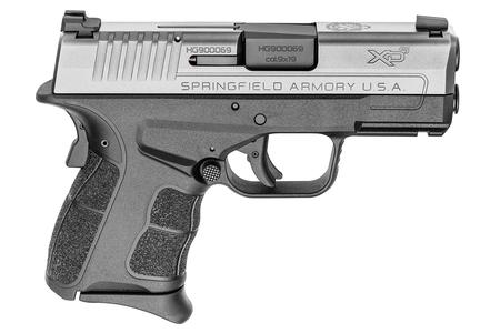 SPRINGFIELD XD-S MOD 2 9MM 3.3 IN BBL TRITIUM NIGHT SIGHTS