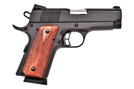 CITADEL M1911 OFFICER 9MM COMPACT PISTOL WITH WOOD GRIPS