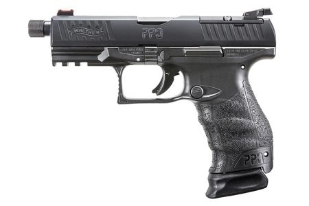 WALTHER PPQ M2 Q4 TACICAL 9MM 4.6 IN THREADED BARREL