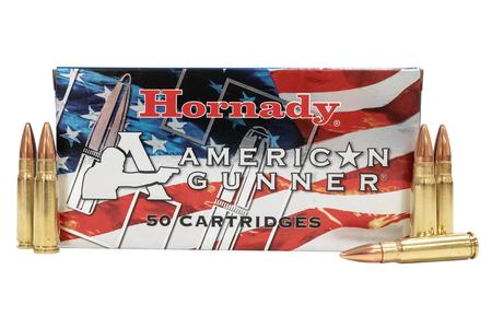 HORNADY 7.62x39mm 123 gr HP Match American Gunner 50/Box