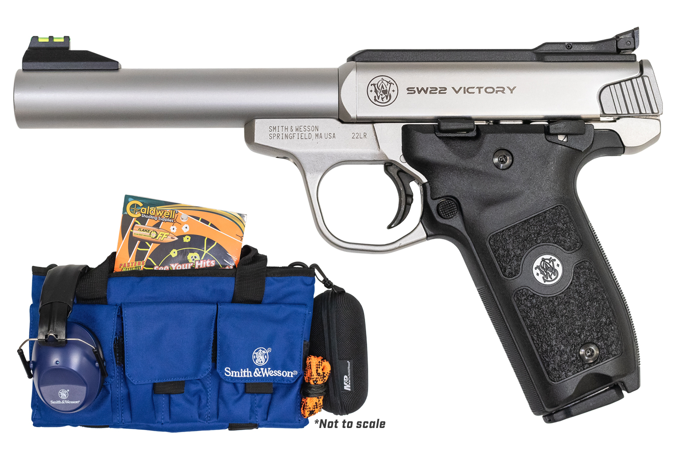 No. 1 Best Selling: SMITH AND WESSON SW22 VICTORY RANGE PACKAGES 22 LR