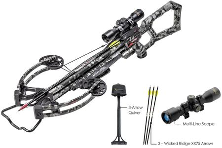 M-370 ACU DRAW CROSSBOW PACKAGE