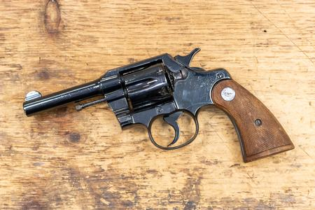 COLT POLICE POSITIVE 38 SPECIAL USED