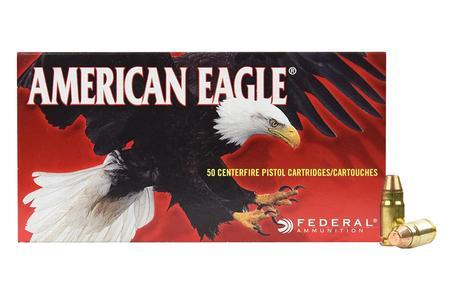 Federal 357 Sig 125 gr Full Metal Jacket American Eagle 50/Box