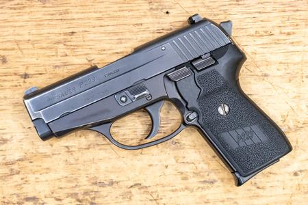 SIG SAUER P239 40 SW Police Trade-in Pistol