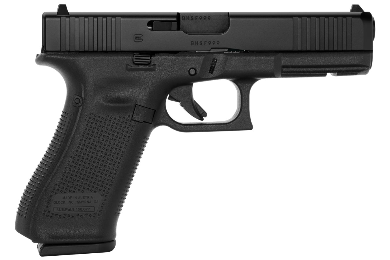 17 GEN5 FS 9MM WITH GLOCK NIGHT SIGHTS (LE)