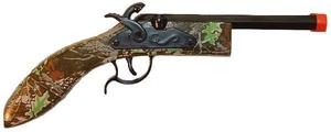 PARRIS HEX DOUBLE BARREL CAMO TOY GUN