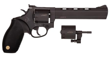 TAURUS Model 992 Tracker 22LR/22 Magnum Black Revolver