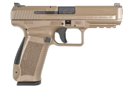 CANIK TP9SF 9MM FDE STRIKER-FIRED PISTOL