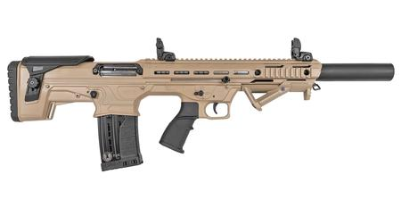 PANZER ARMS BULLPUP GEN2 12 GA TAN FLIP UP SIGHTS