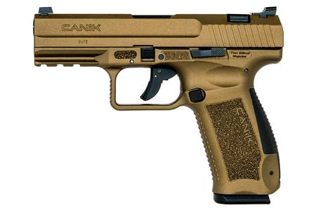 CANIK TP9DA 9MM BURNT BRONZE PISTOL